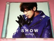 SHOW LUO 罗志祥 LUO ZHI XIANG :  SHOW DANTE ( 2012 / JAPAN )     CD+DVD