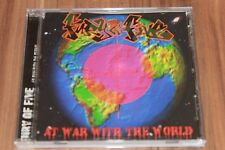 Fury Of Five - At War With The World (1998) (CD) (KINGfisher – KF 003-2)