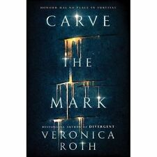 Carve the Mark by Veronica Roth (Hardback, 2017)