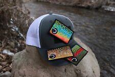 ReelWorld Gear: Trout Skin Hat & Patch Bundle