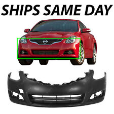 NEW Primered - Front Bumper Cover Replacement for 2010-2013 Nissan Altima Coupe