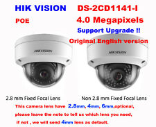 Hikvision Original English DS-2CD1141-I 4MP CCTV IP POE Network Dome Camera 01