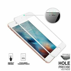 Full Coverage HD Tempered Glass Film Screen Protector for iPhone 7 7 Plus