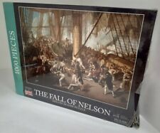 The Fall Of Nelson 1000 Piece Jigsaw Puzzle Made In EU New Sealed With Defects