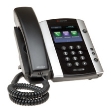 Polycom VVX Advanced 12 line IP Phone with touch screen and UC functionality
