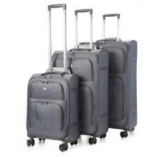 Juegos de maletas grises
