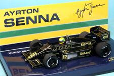 Lotus Renault 98T A.Senna 1986 1/43 Scale 540864312 Minichamps