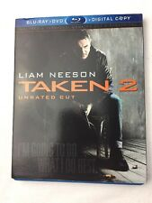 Taken 2, Blu-ray and DVD