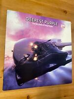 DEEP PURPLE / DEEPEST PURPLE - VINYL VG
