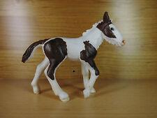 s137- Schleich Pferd- 13295 - Tinker Fohlen