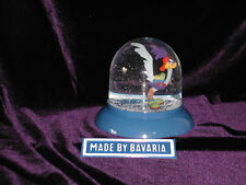 Walt disney Road Runner esfera de nieve snowglobe made in Germany grande