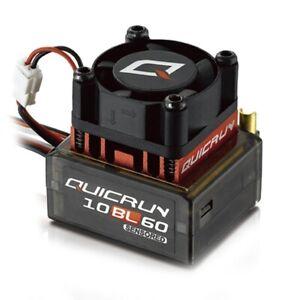 Hobbywing Quicrun-10Bl60 Sensored 60A Brushless Esc HW30108000