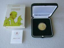 5 Euro 2018 Silber mit Teilvergoldung PP Heiligsprechung Paul VI - 1. Ausgabe -
