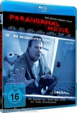 BLU RAY - PARANORMAL MOVIE - THEY WATCH DICH . EVERYWHERE - NEW/OVP