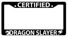 Black License Frame Certified Dragon Slayer Fairy Tail - 59
