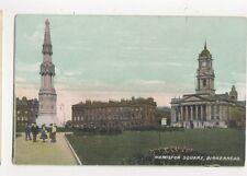 Hamilton Square Birkenhead 1908 Postcard 501a