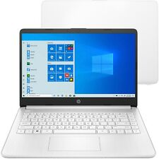 """HP 14s-fq0017na 14"""" Notebook Laptop AMD 3020e 4GB 64GB Prata 1L6S3EA # P"""