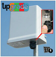 Outdoor wireless WiFi access point Bridge WDS CPE PoE 2*8dBi Antenna 300Mbps 2.4