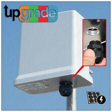 2.4G 802.11n 300Mbps WiFi Wireless Outdoor AP Bridge WDS CPE PoE 2*15dBi Antenna