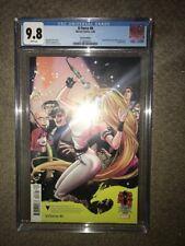 X-force (Volume 6) #6 CGC 9.8 Dark Phoenix anniversary variant free shipping