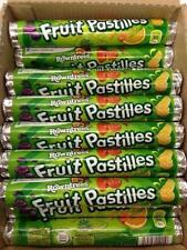 NESTLE ROWNTREES FRUIT PASTILLES 24 TUBES Per Box