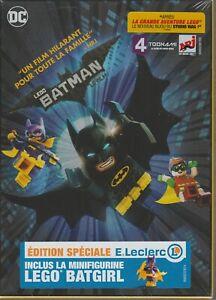 Lego Batman Le Film Dvd Edition Limitée Figurine Batgirl Minifig NEUF