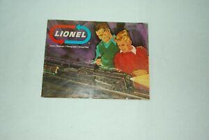LIONEL 1966  CATALOG