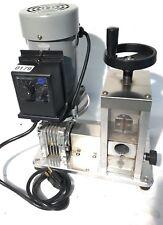 StripMeister E500 Auto Wire Stripping Machine Copper Recovery Wire Stripper F179
