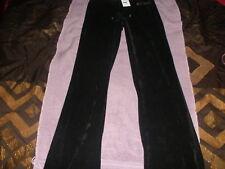 Juniors size S BCBG Maxazria black sweat pants