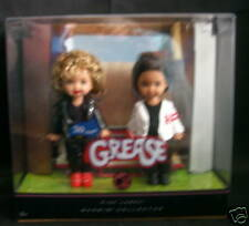30th Anniversary Grease Barbie Kelly & Tommy Dolls
