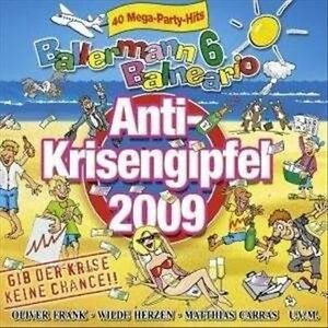Various - Ballermann 6 Balneario Präsentiert Den Anti-Krisen '