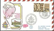 PAPE JEAN PAUL II VISITE POLOGNE VATICAN GNIEZNO 1980/POPE JOHN PAUL II POLAND