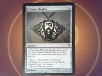 Mishra's Bauble - Coldsnap - Magic the Gathering mtg - Artifact