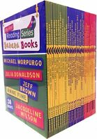 My First Reading Series 30 Books Collection Box Set Julia Donaldson, Jacqueline