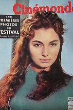 Cinema Rossana Schiaffino Vilar e Bardot Film a Seville N° 1239 Kodak 1958