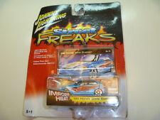 JOHNNY LIGHTNING STREET FREAKS 00 HONDA CIVIC CUSTOM 2000 NEW MOC Import Heat