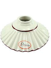 Ricambi vetri liberty per lampade,ricambio in ceramica,paralume per lampade vf1