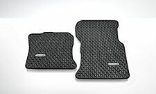 NEW GENUINE JAGUAR XF / SPORTBRAKE RUBBER MATS SET