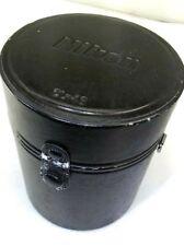 "Nikon CL-46 Objetivo Piel Conserva Funda Protectora 8"" Alto For 20-35mm F2.8 D"