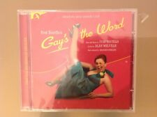 GAY'S THE WORD CD - IVOR NOVELLO - SOUNDTRACK - BRAND NEW & SEALED