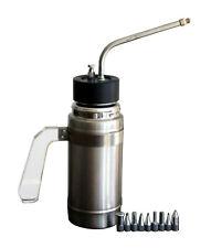 Cryogenic Liquid Treatment Nitrogen Ln2 Sprayer Freeze Dewar Tank 500ml