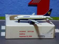 Herpa Wings 1:500 RYANAIR Boeing 737-200 SAMPLE with OG gear - NEVER PRODUCED