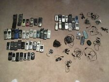 VINTAGE OLD MOBILE PHONES, JOB LOT x 51, NOKIA 3310, BANANA PHONE ETC + extras