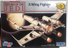 MPC X-Wing Fighter Return of the Jedi Snap 8932 Open 2 KITS!!