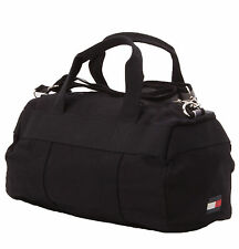 Tommy Hilfiger Men Women's Mini Travel Sport Gym Casual Duffle Bag -$0 Free Ship