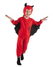 Teufel 3 - 4 Jahre Jungen Mädchen Kinder Kostüm Teufelchen Halloween 78004