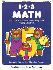 Totline 123 Math: Pre-Math Activities for Working