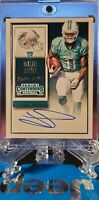 2015 DEVANTE PARKER PANINI CONTENDERS ROOKIE TICKET ON CARD AUTO DOLPHINS!