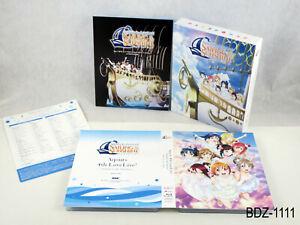 Love Live Sunshine Aqours 4th Sailing to the Sunshine Memorial Box BD US Seller