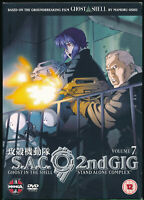 EBOND Ghost In The Shell - Stand Alone Complex Vol 7 DVD D407012
